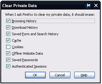 firefoxprivate-data