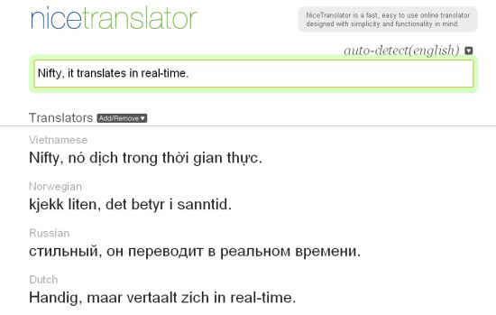 nicetranslator-tool