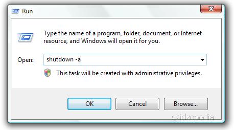 abort-shutdown-system-error