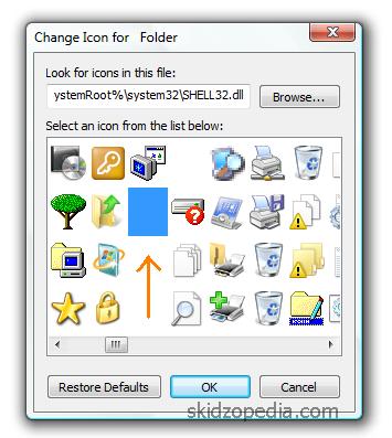 selecting-a-hidden-icon-in-windows