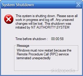 system-shutdown-warning-error