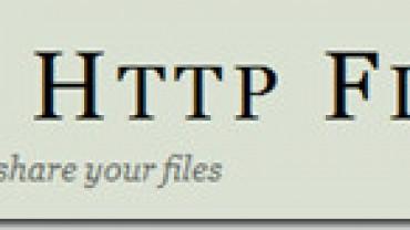 HFS - File Sharing
