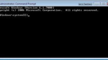 How To Open Elevated Command Prompt