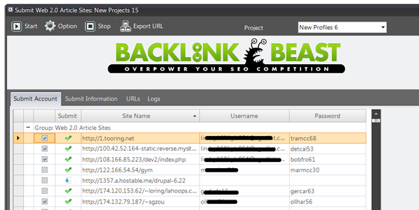 submit backlink beast