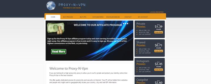 proxy n vpn