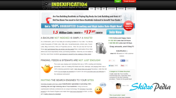 indexification