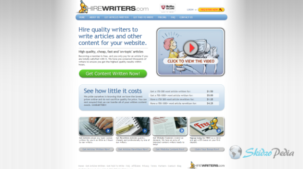 hirewriters